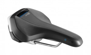 Selle royal selle  eZone noir, unisexe, 270x170mm, mod.relax 470g