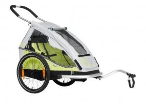 Xlc remorque enfant  modèle 2021 20' Mono18teen limone