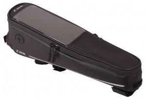 Zefal sacoche tube supér.Zéfal Console Pack T3 noir, 350 x 95 x 110mm, 1,8 litres