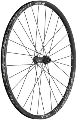 DT Swiss roue AV  M 1900 Spline 27.5' alu, noir, Center Lock, 100/15mm TA