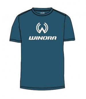Winora T-shirt  - unisexe blueberry