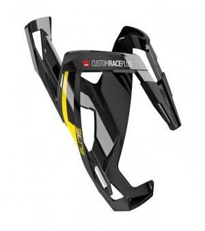 Elite porte-bidon   CustomRacePlus noir brillant/jaune