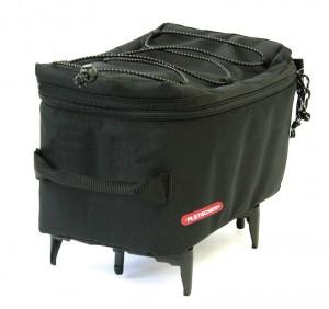Esge/Pletscher saccoche porte-bagages  Mini noir, pour porte-bagages système
