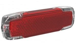 Busch&Müller éclairage AR rechargeable b&m Toplight2C p. montage porte-bagages 50/80mm USB
