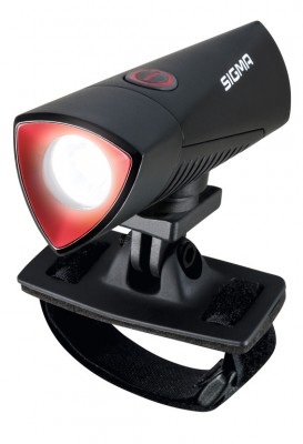 Sigma élcairage casque LED  Buster 700HL noir