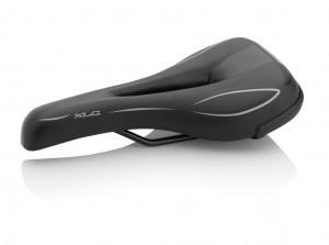 Xlc selle VTT Travelle II noir, unisexe , 270x135mm,