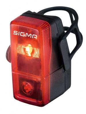 Sigma éclairage AR à LED  Cubic noir