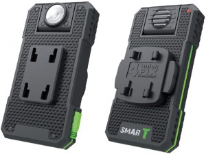 Teasi chargeur SMAR.T power station de charge mobile, noir