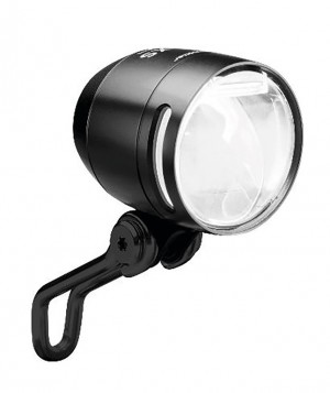 Busch&Müller éclairage AV LED b&m IQ-XS E 6-42 V 70 Lux noir mat