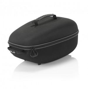 Cargo Box  carry more BA-B06 noir pour porte-bagages système XLC