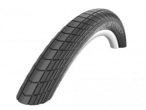 Schwalbe pneu  Big Street HS430 TS 20x2.15' 55-406 noir SSkin Dual Perf.