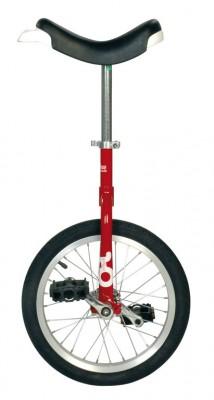 Monocycle OnlyOne 16'' rouge 19775 avec jante en alu