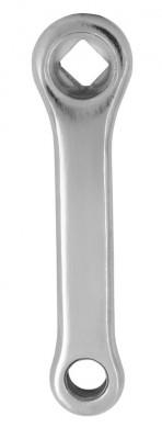 manivelle 127 mm chrome gauche&droit 2074 pour monocycle 20''