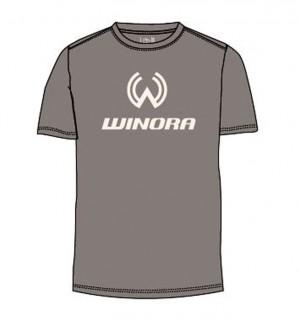 Winora T-shirt  - unisexe gris