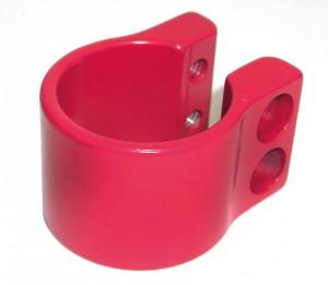 collier de serrage p. Fuzion Cityglide rouge p.Fuzion Cityglide