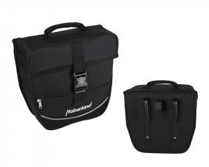 Haberland sacoche simple  Einsteiger noir, 30x32x13cm, 12,5 litres