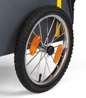 Roland roue 16' pour remorque 'Traveller'