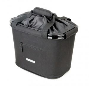 sacoche panier AV BlueBird, support QR noir 35.9 x 26.4 x 27.3cm, 20l