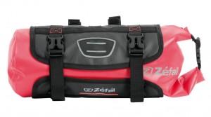 Zefal sacoche cintre  Z Adventure F10 noir/rouge