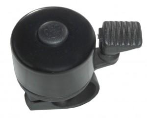 mini-sonnette noir, acier 10 unités en carton