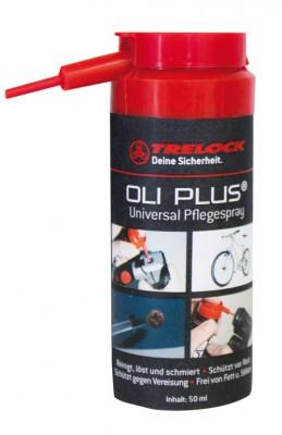 Trelock Spray d'entretien universel Oli Plus 50ml pour antivol