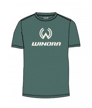 Winora T-shirt  - unisexe dark mint