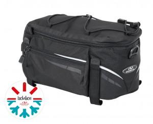 Klickfix sacoche porte-bagages Norco Idaho Iso noir, 31 x 20 x 17cm, 7,5l 0248AI