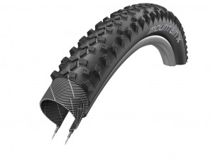 Xlc pneu  MountainX 47-622, 28.x1,75 noir