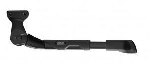 """18 mm ajustable Béquille arrière Ursus WAVE REAR 24-28/""""; noir alu MM"""