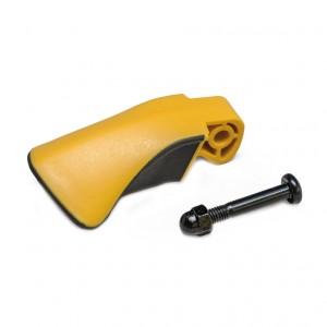 Burley capote Burley Tail Wagon à Partir De 2014 jaune jaune 1 pièces
