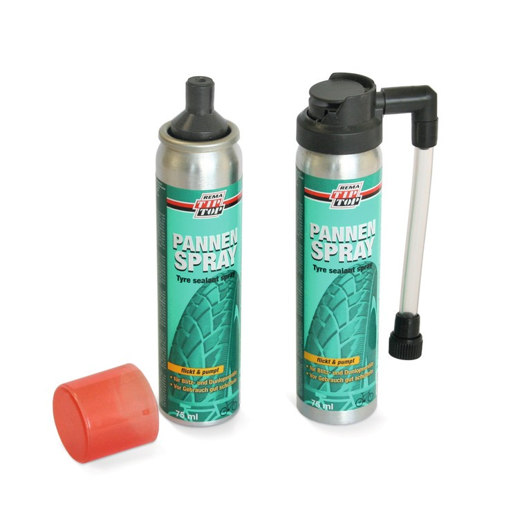spray anticrevaison tip top 75 ml spray pour valve dunlop. Black Bedroom Furniture Sets. Home Design Ideas