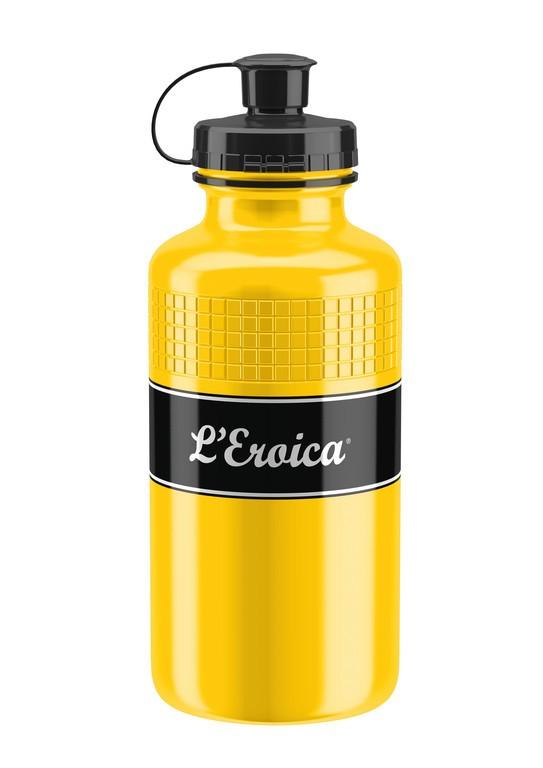 Láhev na pití Elite Eroica Vintage, 500ml, žlutá