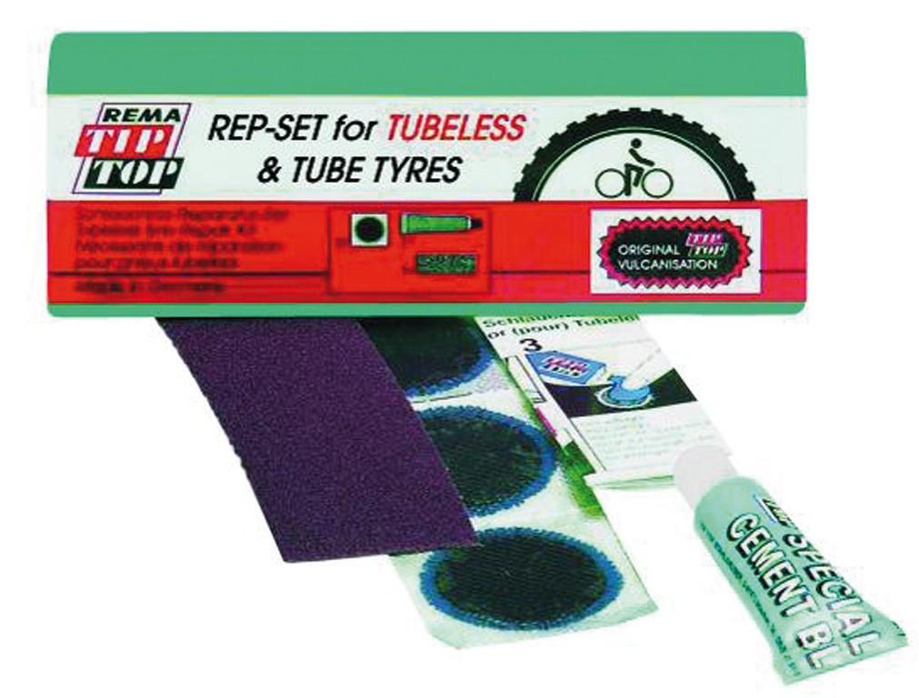 kit r paration tubeless tip top bte 16. Black Bedroom Furniture Sets. Home Design Ideas
