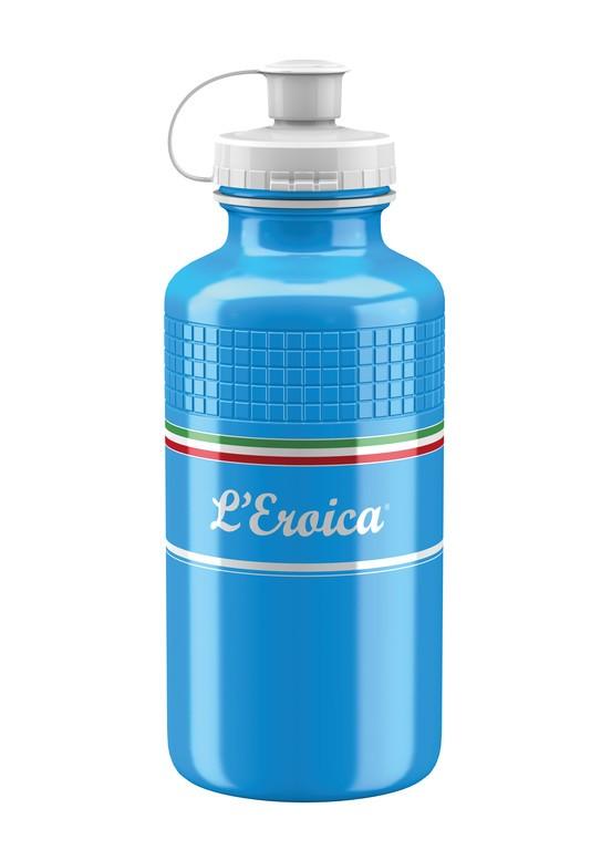 Láhev na pití Elite Eroica Vintage, 500ml, modrá