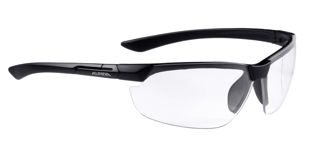 Alpina lunettes de sport noir mat draff flqPXB