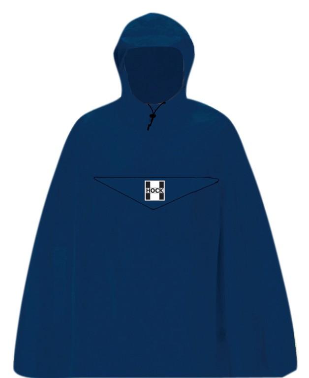 hock cape de pluie rain light bleu taillexxl. Black Bedroom Furniture Sets. Home Design Ideas